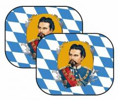 Auto-Sonnenschutz König Ludwig