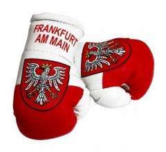 Frankfurt am Main Mini Boxhandschuhe