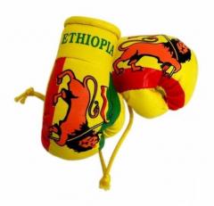 Äthiopien Mini Boxhandschuhe