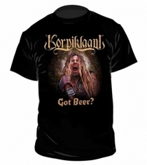 Korpiklaani Got Beer? T Shirt