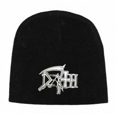 Death - Logo Beanie Mütze