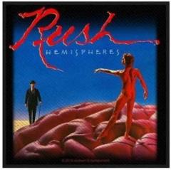Aufnäher Rush
