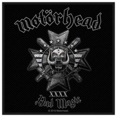 Aufnäher Motörhead Bad Magic