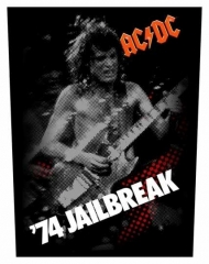 AC/DC 74 Jailbreak Backpatch