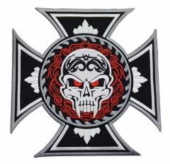 Aufnäher - Eisernes Kreuz