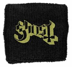 Ghost Logo Merchandise Schweißband