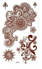 Henna Tattoo Sticker
