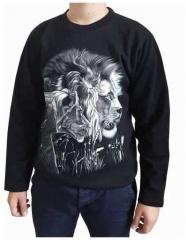 Sweatshirt Löwe