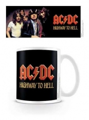AC/DC Highway To Hell Kaffeebecher
