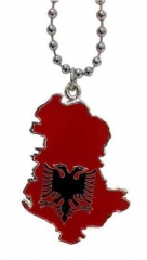 Halskette Albanien