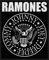 Patch Ramones Classic Seal