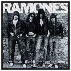 Aufnäher Ramones Ramones 76