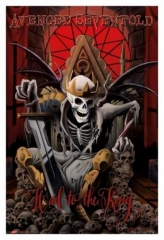 Maxi Poster Avenged Sevenfold Hail to the King