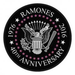 Aufnäher Ramones 40th Anniversary