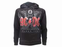 Official Band Hoodie - AC/DC Black Ice