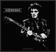 Aufnäher Tony Iommi Vintage