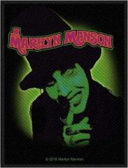 Aufnäher Marilyn Manson Smells Like Children