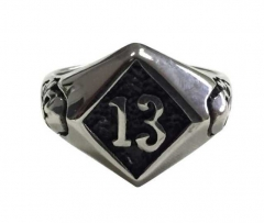 Stainless Steel Ring - 13