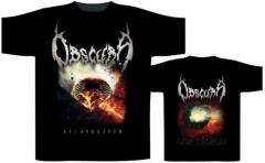 Obscura Retribution T Shirt