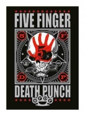 Posterfahne Five Finger Death Punch