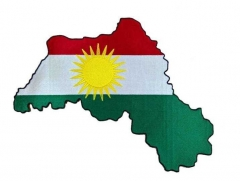 Backpatch - Kurdistan