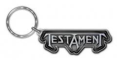 Testament Logo Schlüsselanhänger