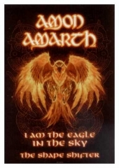 Posterfahne Amon Amarth The Shape Shifter