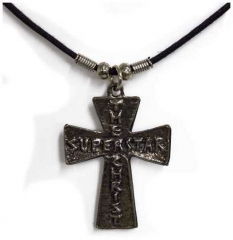 Halskette Superstar Christ