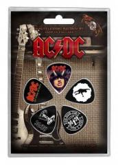 Plektrum Pack AC/DC