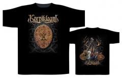 Korpiklaani Shaman Drum T Shirt
