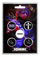 Button Pack - Tony Iommi Iron Man