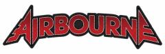 Aufnäher Airbourne Logo Cut-Out