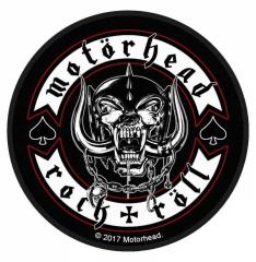 Aufnäher Motörhead Biker Badge