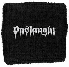 Onslaught Logo Merchandise Schweißband