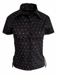 Kirschen & Punkte Punkrave Shirt