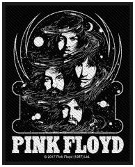 Aufnäher Pink Floyd Cosmic Faces