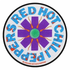Patch Red Hot Chili Peppers Sperm