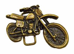 Gürtelschnalle Biker