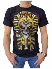 T-Shirt Totenkopf Pharao