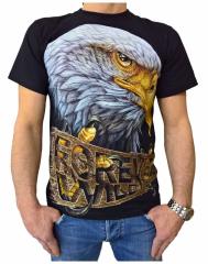 T-Shirt Adler Forever Wild