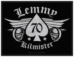 Aufnäher Lemmy 70 Patch