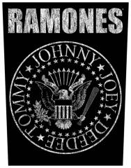 Rückenaufnäher Ramones Classic Seal