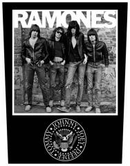 Rückenaufnäher Ramones 1976