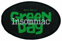 Aufnäher Green Day Insomniac Patch