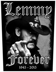 Rückenaufnäher Lemmy Forever