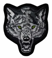 Aufnäher Böser Wolf