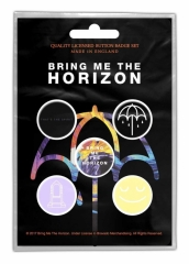Button Pack - Bring Me The Horizon Thats The Spirit