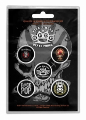 Button Pack - Five Finger Death Punch 5FDP