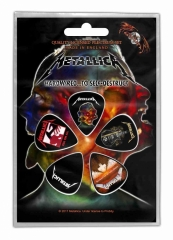 Plektrum Pack Metallica Hardwired To Self Destruct