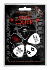 Plektrum Pack Alice Cooper Eyes